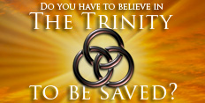 Trinity to be Saved?
